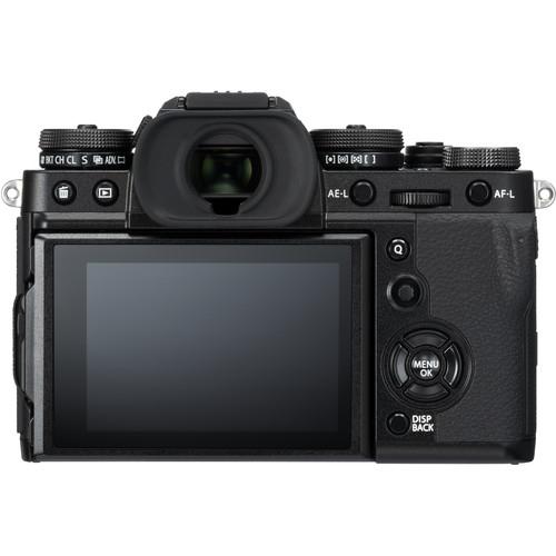 Fujifilm Aparat Foto Mirrorless X-T3 Kit cu Obiectiv Fujinon XF18-55mm f2.8-4 Negru 3