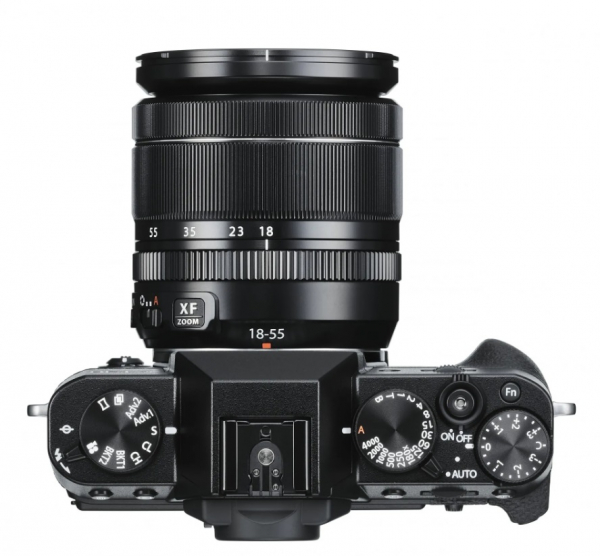 Fujifilm Kit Aparat Foto Mirrorless X-T30 cu Obiectiv Fujinon XF 18-55mm f2.8-4 Negru [2]