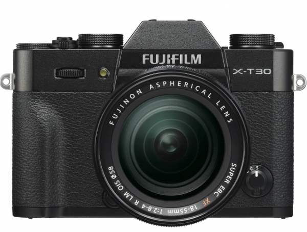 Fujifilm Kit Aparat Foto Mirrorless X-T30 cu Obiectiv 18-55mm 1