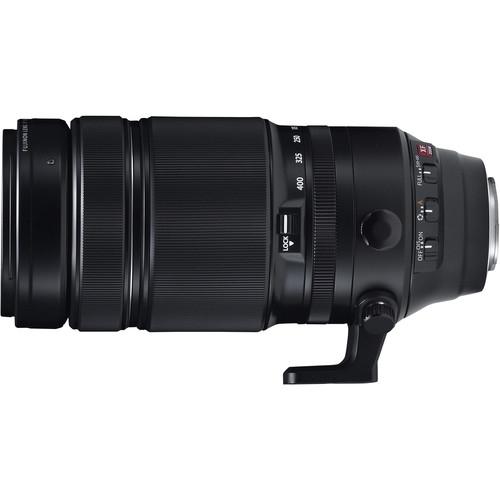Fujifilm XF Obiectiv Foto Mirrorless 100-400mm f4.5-5.6 WR OIS 1