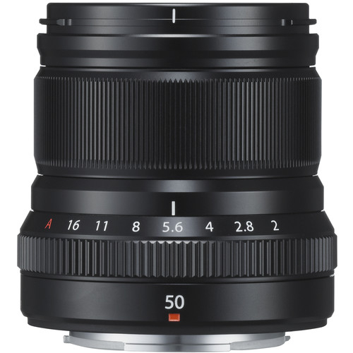 Fujifilm XF Obiectiv Foto Mirrorless 50mm f2 R WR 2