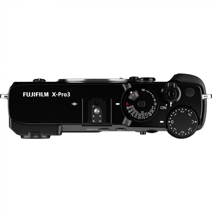 Fujifilm X-Pro3 Aparat Foto Mirrorless 26.1MP Body Negru [8]