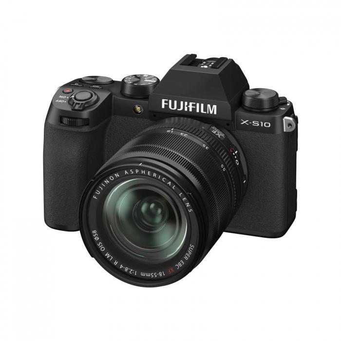 Fujifilm X-S10 Kit cu Obiectiv XF 18-55mm [1]