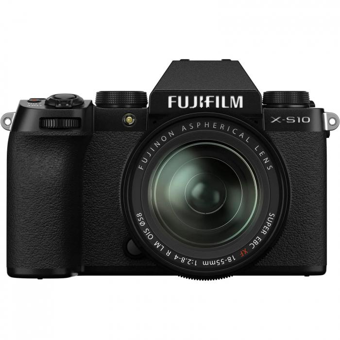 Fujifilm X-S10 Kit cu Obiectiv XF 18-55mm [0]