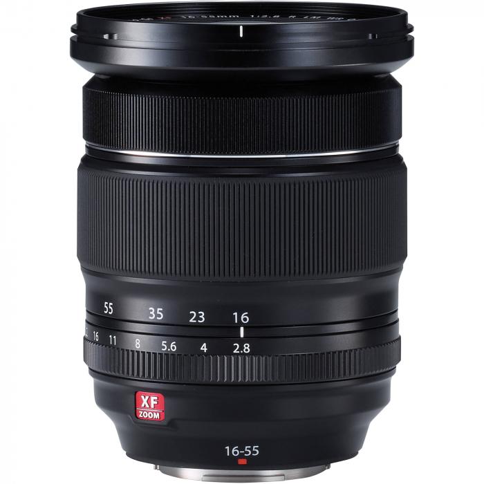 Fujifilm XF Obiectiv Foto Mirrorless 16-55 mm f2.8 R LM WR [1]
