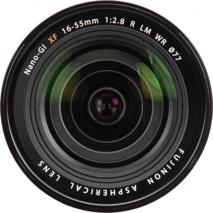 Fujifilm XF Obiectiv Foto Mirrorless 16-55 mm f2.8 R LM WR [4]