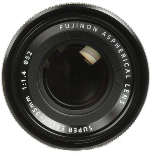 Fujifilm XF Obiectiv Foto Mirrorless 35mm f1.4 R 3