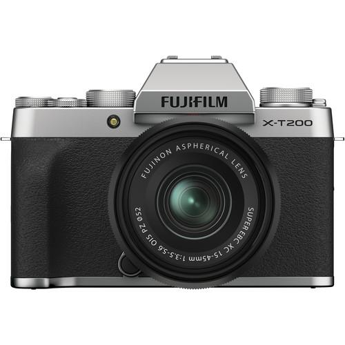 Fujifilm X-T200 Kit Aparat Foto Mirrorless cu obiectiv 15-45mm [1]