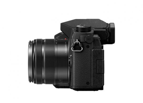 Panasonic Lumix DMC-G7 cu 14-42mm f/3.5-5.6 II MEGA OIS Aparat Foto Mirrorless 5