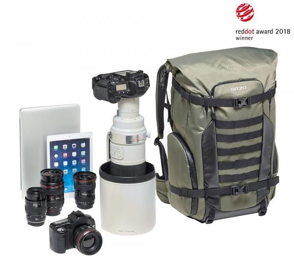 Gitzo Adventury 45L rucsac pentru DSLR si 600mm [0]