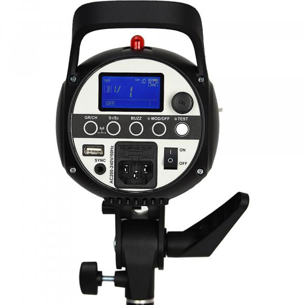 Godox Blitz SK400II blit foto cu montura pentru accesorii tip Bowens [1]