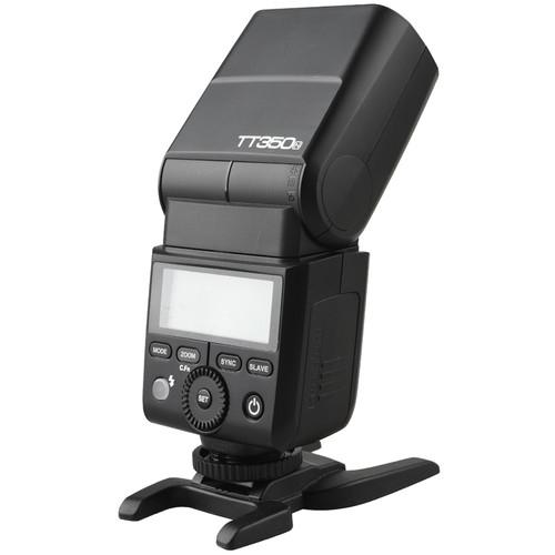Godox TT350N blitz TTL MINI NIKON 3