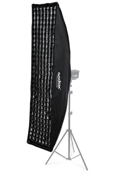Godox Softbox Strip cu fagure 30 x 120cm [0]