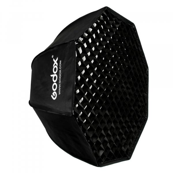 Godox Octobox cu grid Montura Bowens 95 cm [0]