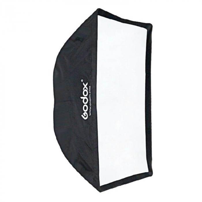 Godox SL-100W Lampa LED 5600K 100W cu softbox 60x60cm 1
