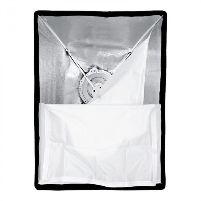 Godox Softbox tip umbrela pliabil montura Bowens 50x70cm [2]