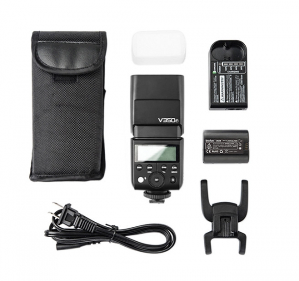Godox Ving V350NBlitfoto TTL pentru Nikon [0]