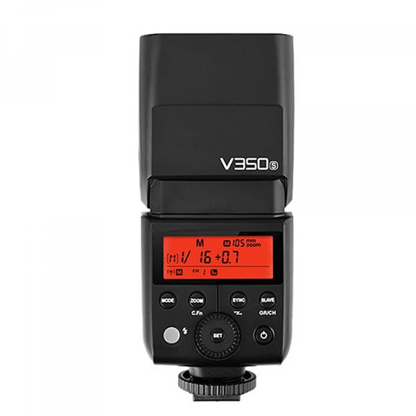 Godox Ving V350S Blitz foto TTL pentru Sony 3