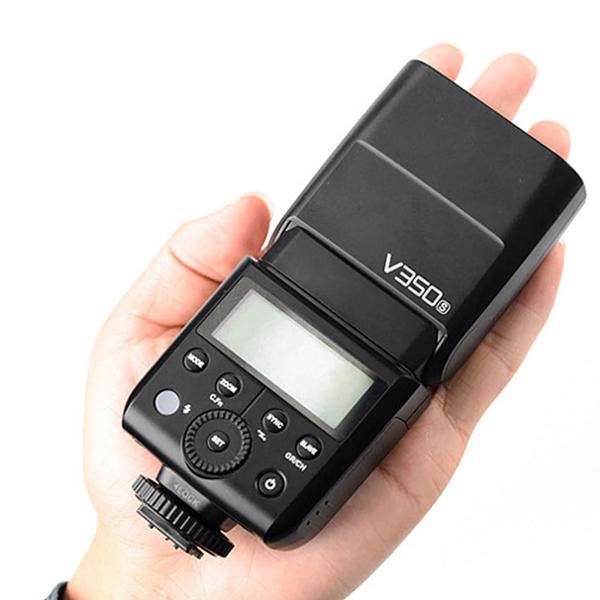 Godox Ving V350CBlitfoto TTL pentru Canon 1