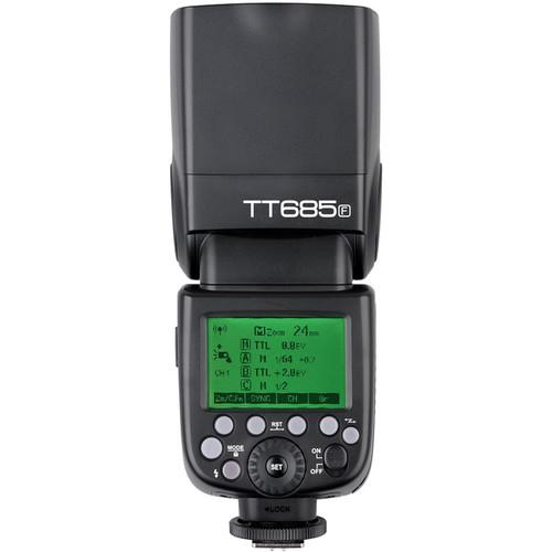 Pachet Godox TT685F Thinklite Blitz TTL HSS Fujifilm + Softbox 0
