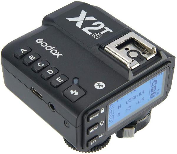 Godox X2T-STTL Wireless declansator blit pentru Sony [2]