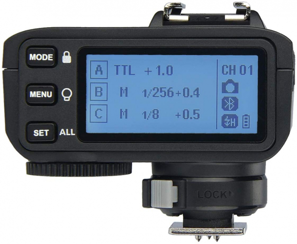 Godox XT2-N TTL Transmitator Wireless dedicat Nikon 4