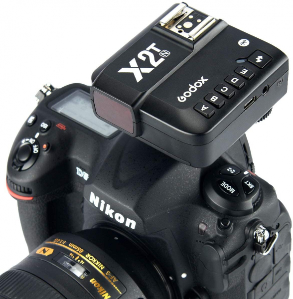 Godox XT2-N TTL Transmitator Wireless dedicat Nikon 5