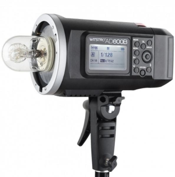 Godox AD600B WISTRO 600W TTL All-in-One Outdoor Blitz portabil 0