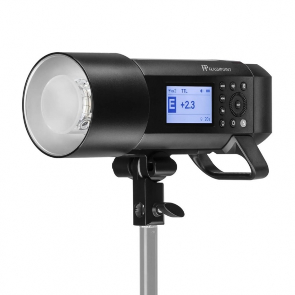 Godox Pro Witstro All-In-One Outdoor Flash Blit Studio Portabil 400Ws TTL 0