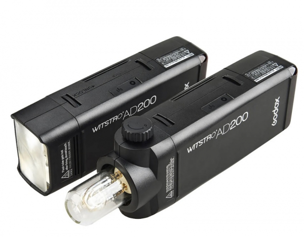 Godox AD200 Witstro Pocket Flash Blit Portabil 200Ws 2
