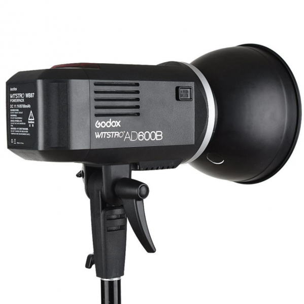 Godox AD600B WISTRO 600W TTL All-in-One Outdoor Blitz portabil 2
