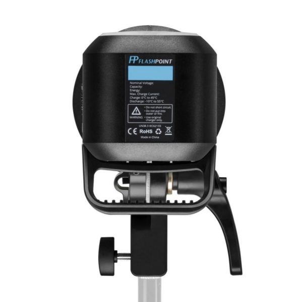 Godox Pro Witstro All-In-One Outdoor Flash Blit Studio Portabil 400Ws TTL 2