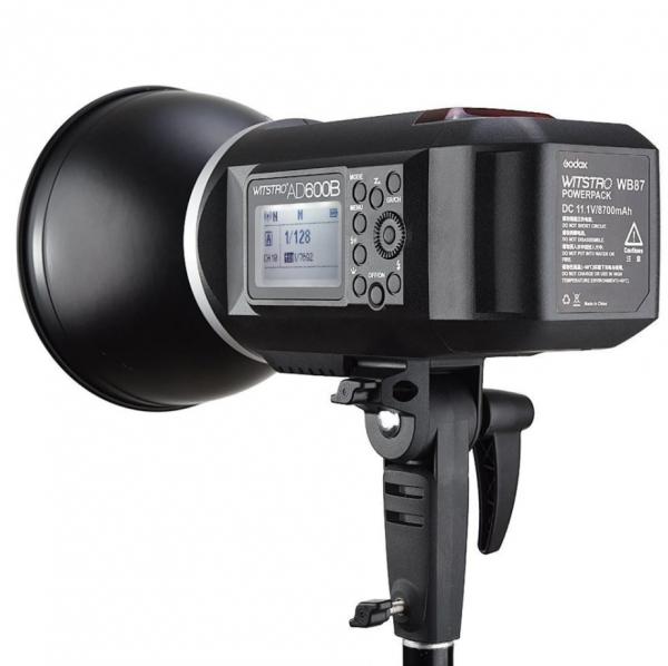 Godox AD600B WISTRO 600W TTL All-in-One Outdoor Blitz portabil 3