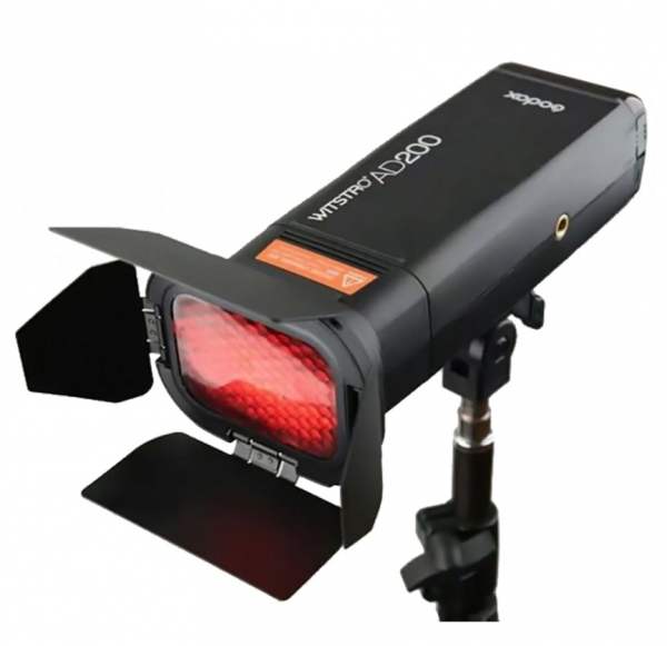 Godox AD200 Witstro Pocket Flash Blit Portabil 200Ws 4