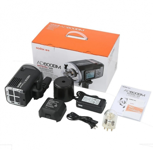 Godox AD600BM Witstro Manual All-in-One Outdoor Flash Blit 600Ws 5