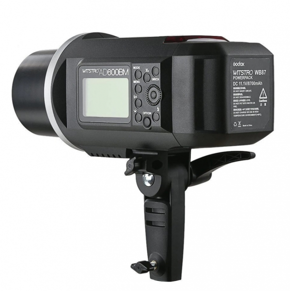 Godox AD600BM Witstro Manual All-in-One Outdoor Flash Blit 600Ws 6