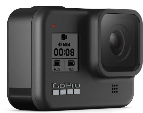 GoPro Hero 8 Black Bundle Camera de Actiune 4K60p 64MicroSD 6