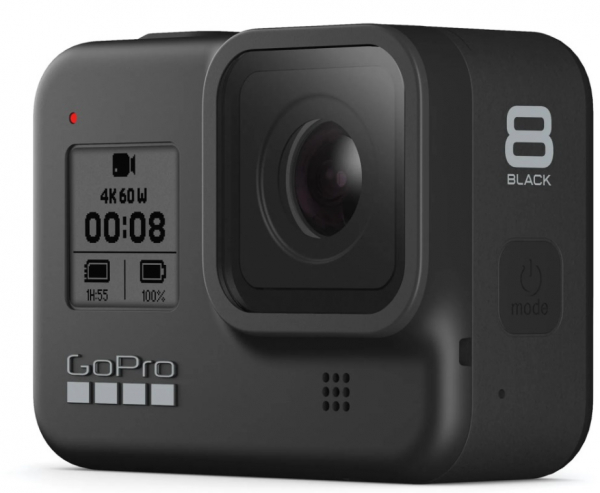 GoPro Hero 8 Black Bundle Camera de Actiune 4K60p 64MicroSD 5