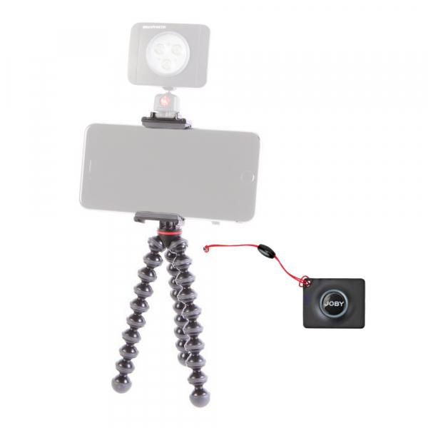 Joby GripTight Action Kit minitrepied flexibil cu telecomanda 0