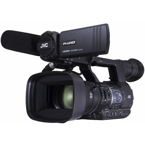 GY-HM660E Camera Video HD ENG - Open Box 0