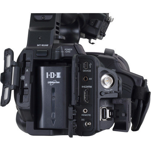 GY-HM660E Camera Video HD ENG - Open Box 7