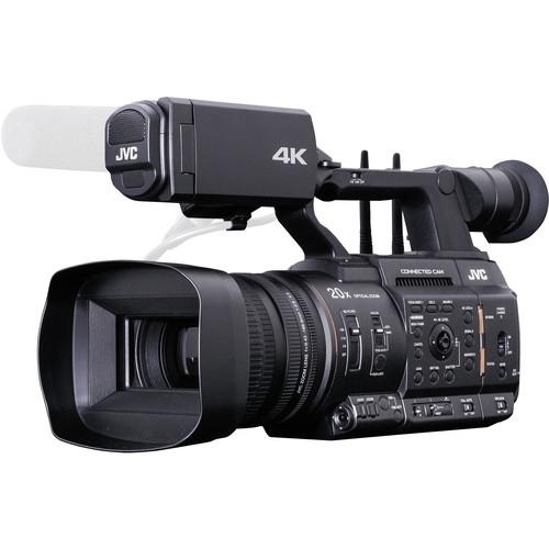 JVC Camera live streaming GY-HC550 4K 0