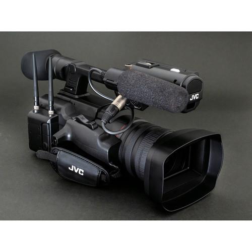 JVC Camera live streaming GY-HC550 4K 2