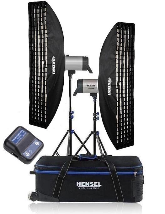Hensel Integra plus 2x500Ws FM11 kit blitz-uri [0]