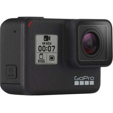 GoPro Kit Camera de Actiune 4K Hero7 Black + Card 32GB  3