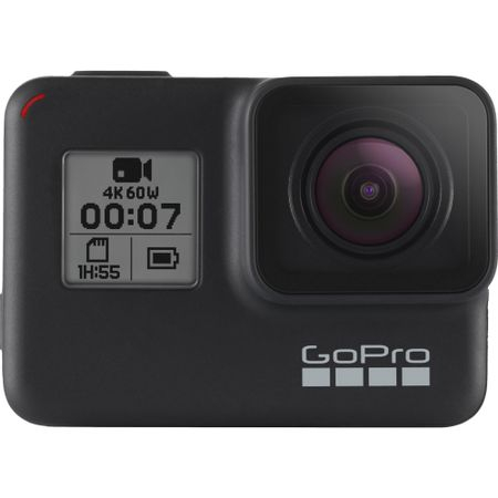 GoPro Kit Camera de Actiune 4K Hero7 Black + Card 32GB  1