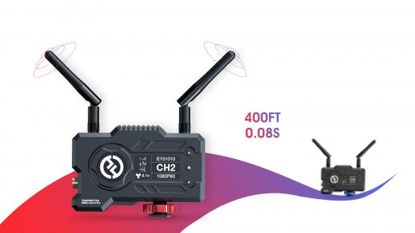 Hollyland Mars 400S PRO SDI/HDMI Sistem Wireless de Video Transmisie 8