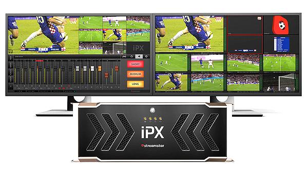 Streamstar IPX Sistem streaming live 0