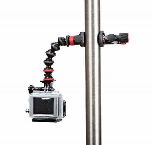 Joby Action Clamp menghina cu brat de prindere pentru GoPro [3]