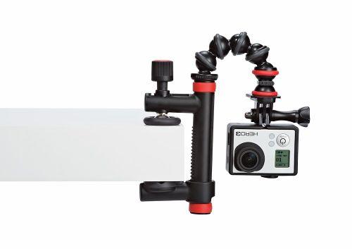 Joby Action Clamp menghina cu brat de prindere pentru GoPro [1]